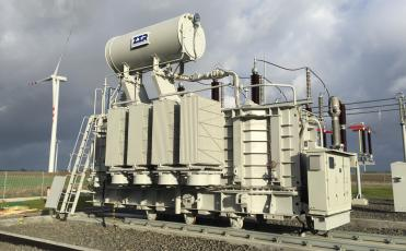 ZTR variable shunt reactor is installed in Poland